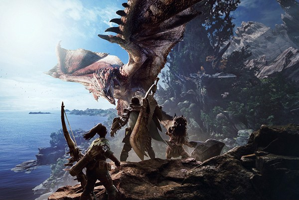 244- Monster Hunter: World- US VER
