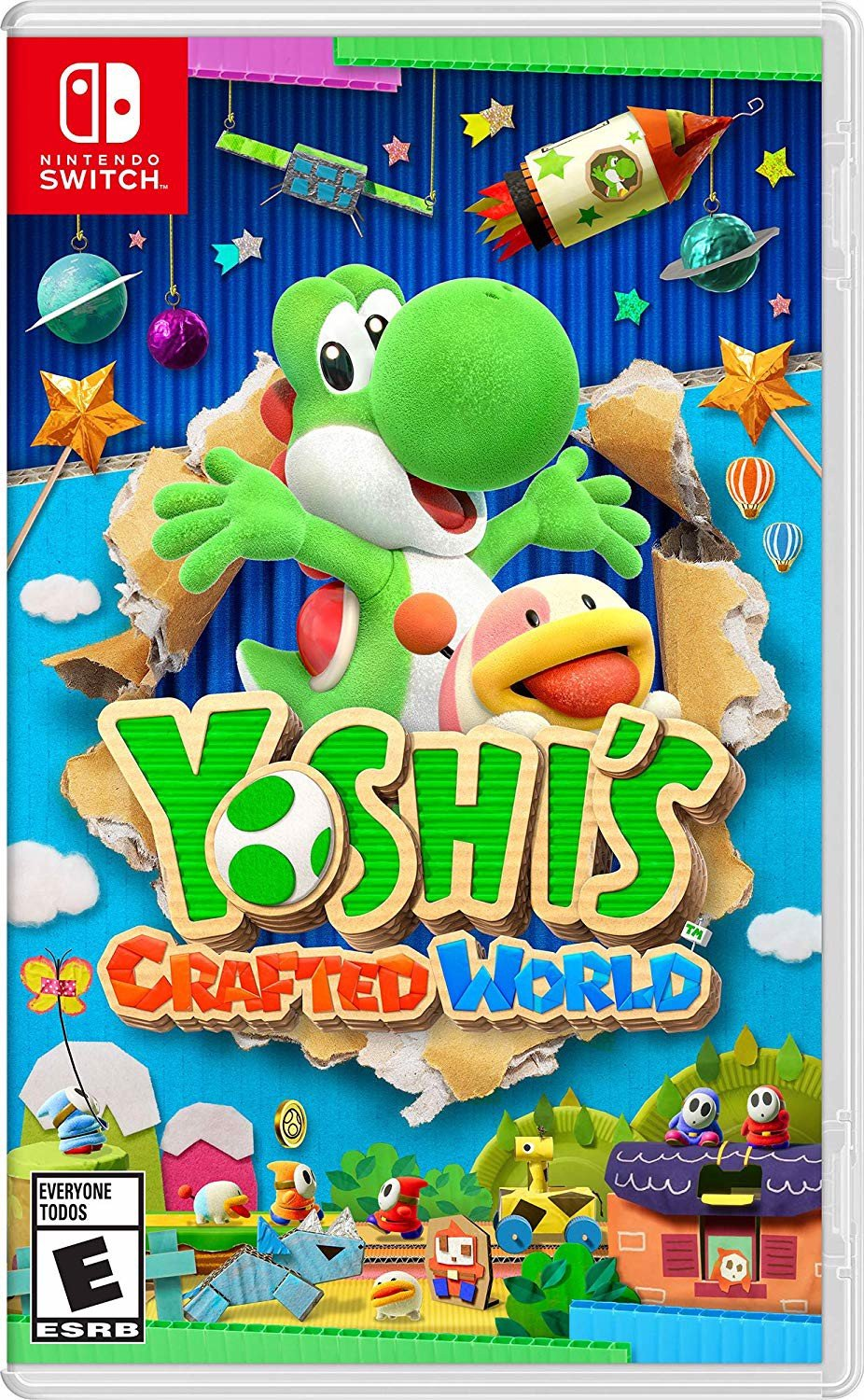 167 - Yoshi's Crafted World