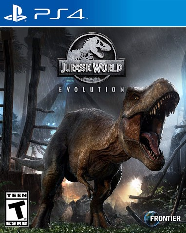 616 - Jurassic World Evolution