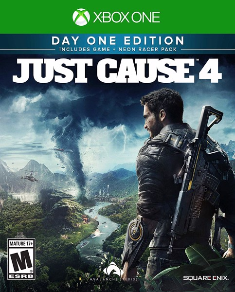 303 - Just Cause 4