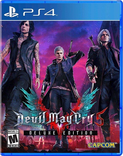 701 - Devil May Cry 5 Deluxe Edition