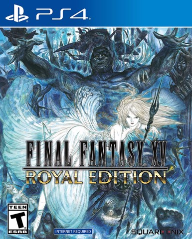 557 - Final Fantasy XV Royal Edition - ASIA VER