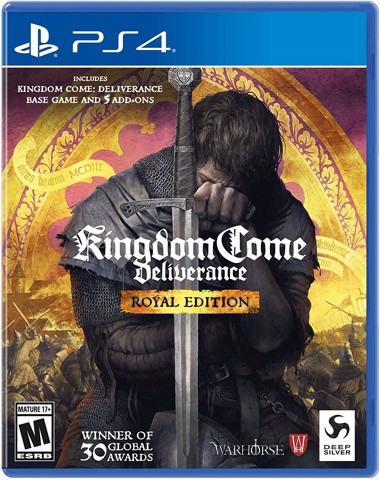726 - Kingdom Come Deliverance Royal Edition