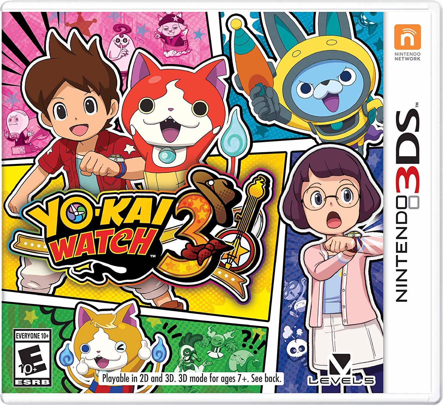 247 - Yo-Kai Watch 3