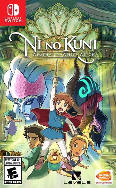212 - Ni no Kuni: Wrath of the White Witch Remastered