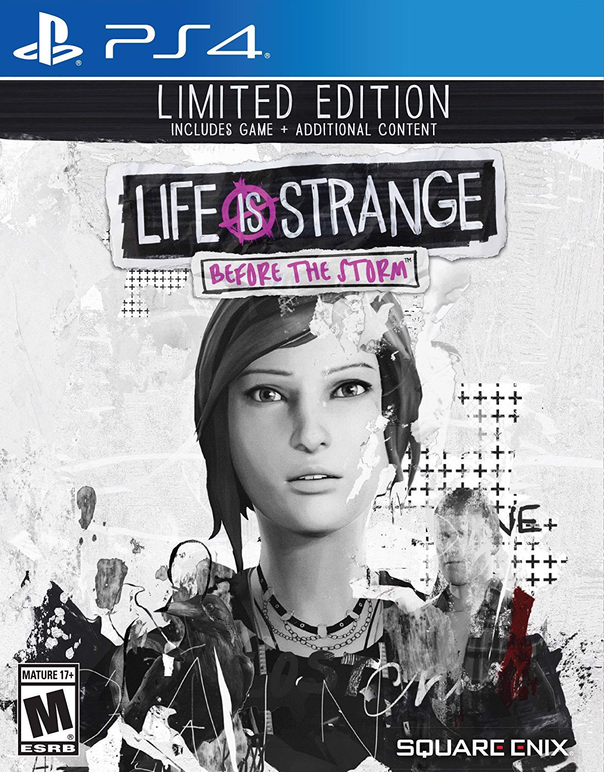 560 - Life is Strange: Before the Storm Limited Edition