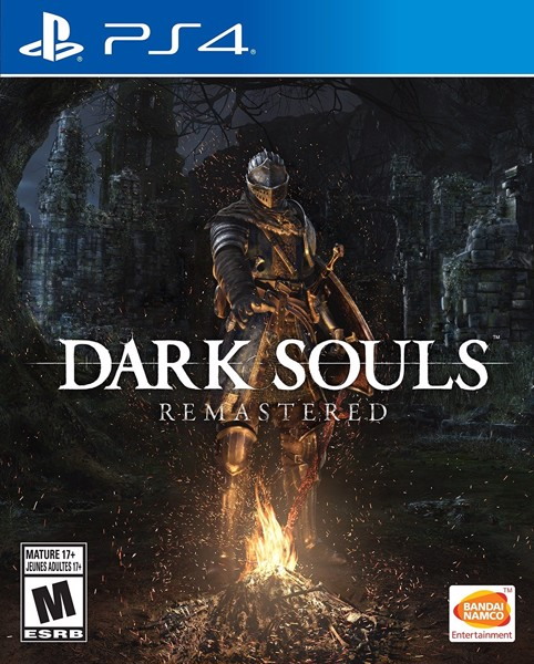 596 - Dark Souls Remastered