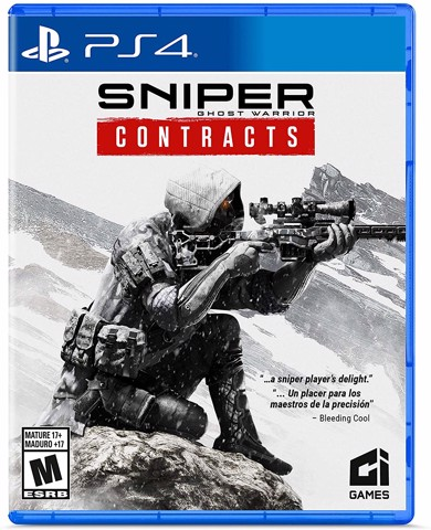 772 - Sniper: Ghost Warrior Contracts