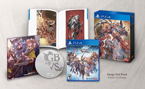 785 - Granblue Fantasy: Versus - Premium Edition
