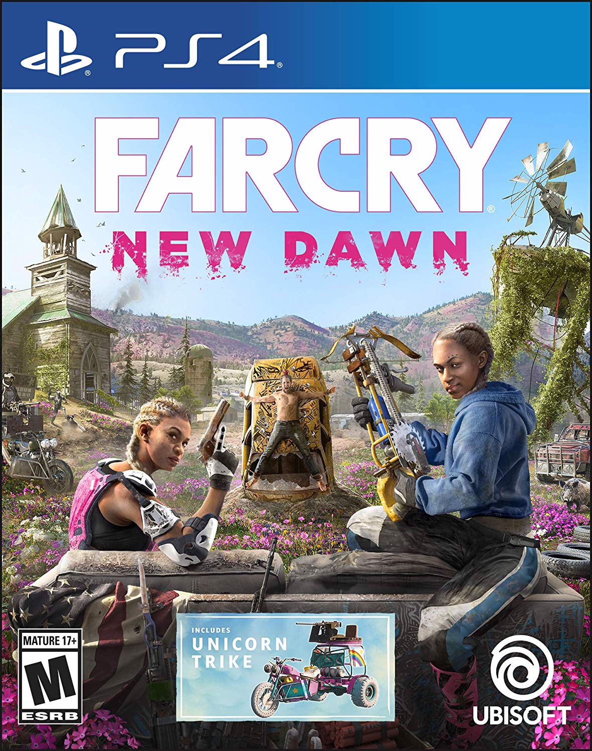 693 - Far Cry New Dawn