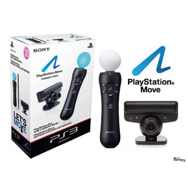 PlayStation Move Friendly Pack