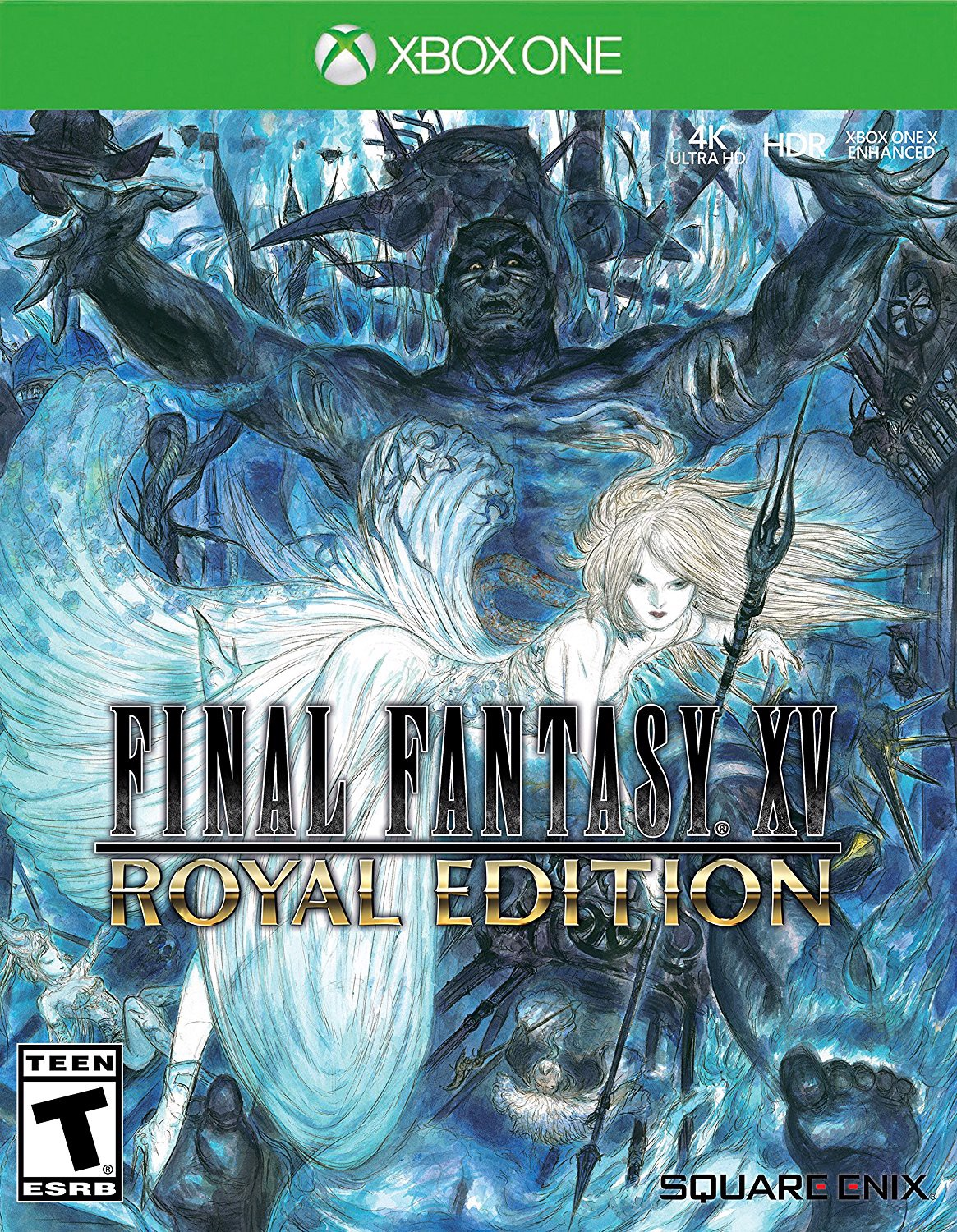251 - Final Fantasy XV Royal Edition