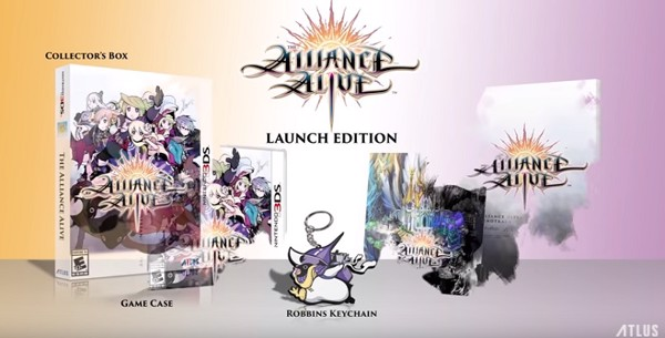 239 - The Alliance Alive Launch Edition