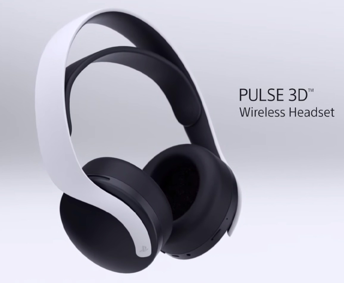 Tai Nghe PS5 Wireless Headset