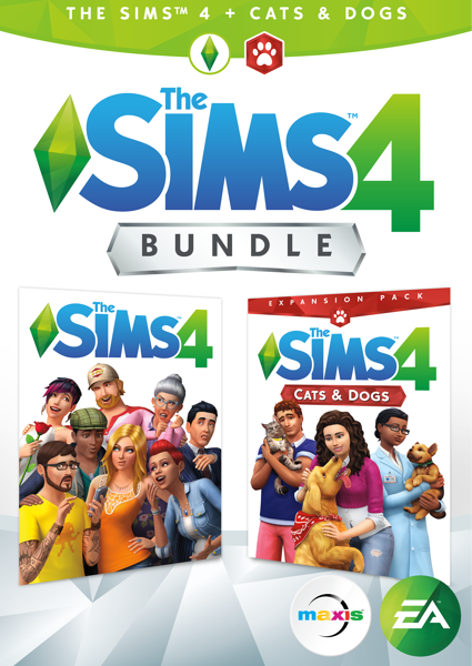 671 - The Sims 4 Plus Cats & Dogs Bundle