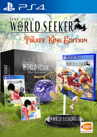 711 - One Piece World Seeker Collector's Edition