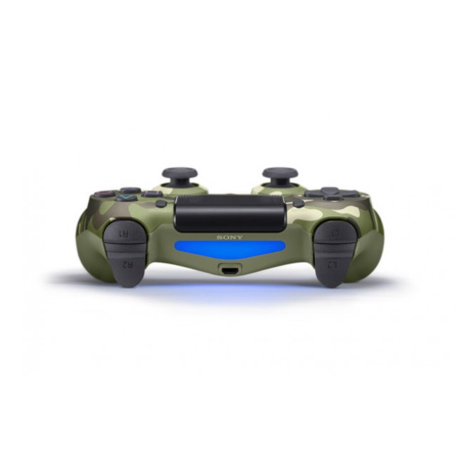 PS4 Dualshock 4 Wireless Controller - Green Camouflage - Cty