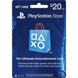 PSN CARD 20$ - Digital Code