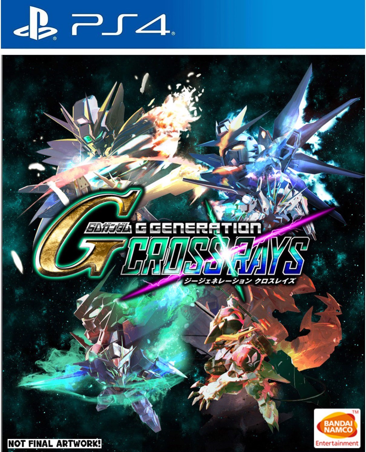 769 - SD Gundam G Generation Cross Rays
