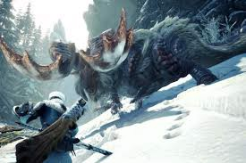 741 - Monster Hunter World: Iceborne