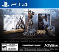 715 - Sekiro Shadows Die Twice Collector Edition
