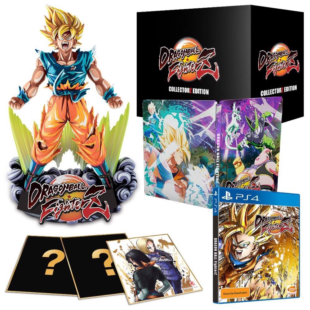Dragon Ball Fighter Z Collector Edition