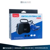 IPLAY PS5 Controller Storage Bag 6 in 1