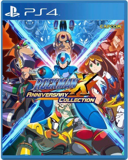 619 - Mega Man X Legacy Collection 1