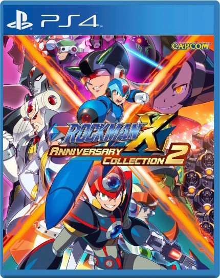 620 - Mega Man X Legacy Collection 2