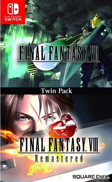 234 - Final Fantasy VII & Final Fantasy VIII Remastered Twin Pack