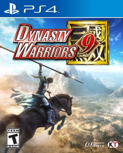 550 - Dynasty Warrior 9