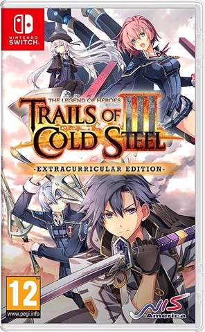261-Trails Of Cold Steel III Extracurricular Edition