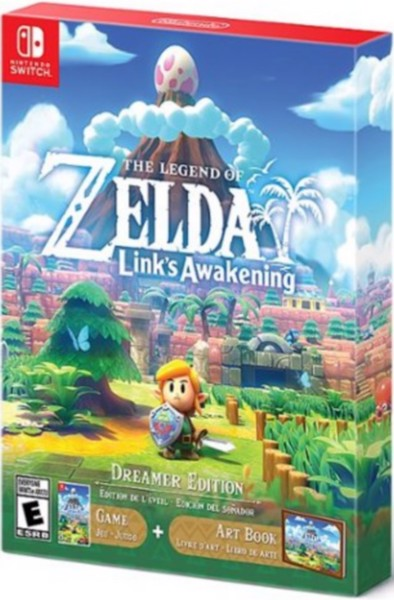 209 - The Legend of Zelda: Link's Awakening - Limited Edition