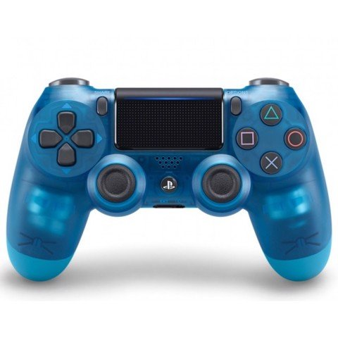 PS4 Dualshock 4 Wireless Controller - Blue Crystal - Cty