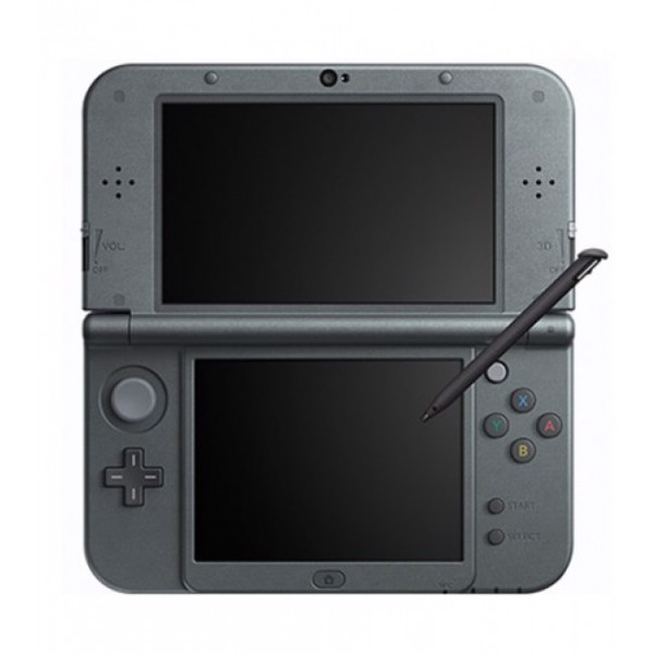 New Nintendo 3DS XL - US - Black - 2nd