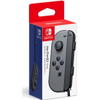 Nintendo Switch - Joy-con (L)-Gray