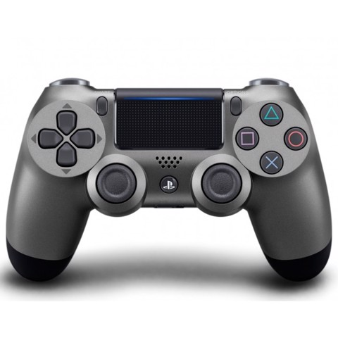 PS4 Dualshock 4 Wireless Controller - Black/Gray - Cty