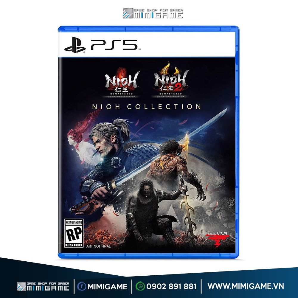 016 - The Nioh Collection