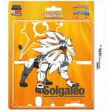Pocket Monster TPU Cover for New 3DS XL - SOLGALEO