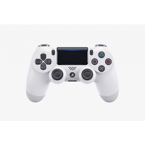 Tay cầm PS4 Dualshock 4 Wireless Controller - White - Cty
