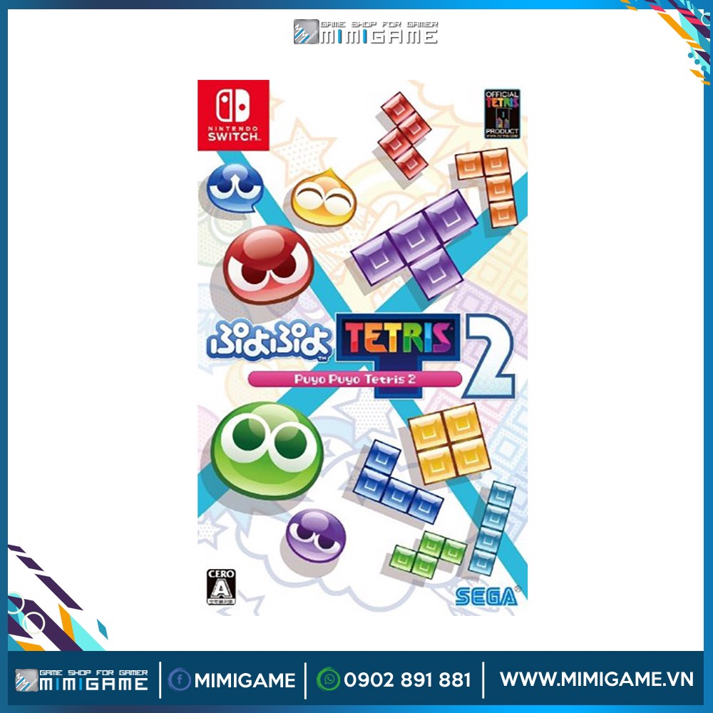 295 - Puyo Puyo Tetris 2: Launch Edition