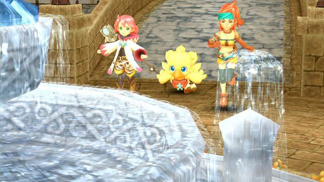 164 - Chocobo's Mystery Dungeon: Every Buddy!