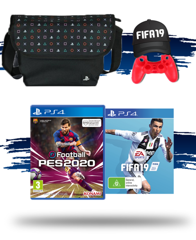 PlayStation 4 Slim 1TB Combo PES 2020