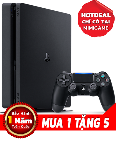 Playstation 4 Slim 1TB Combo 2020