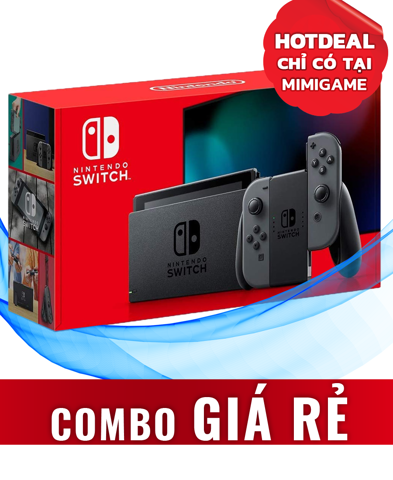 New Nintendo Switch Combo Mi2