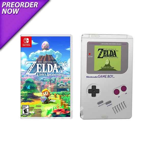 208 - The Legend of Zelda: Link's Awakening - Steelbook Edition
