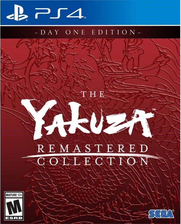 779 - Yakuza Remastered Collection