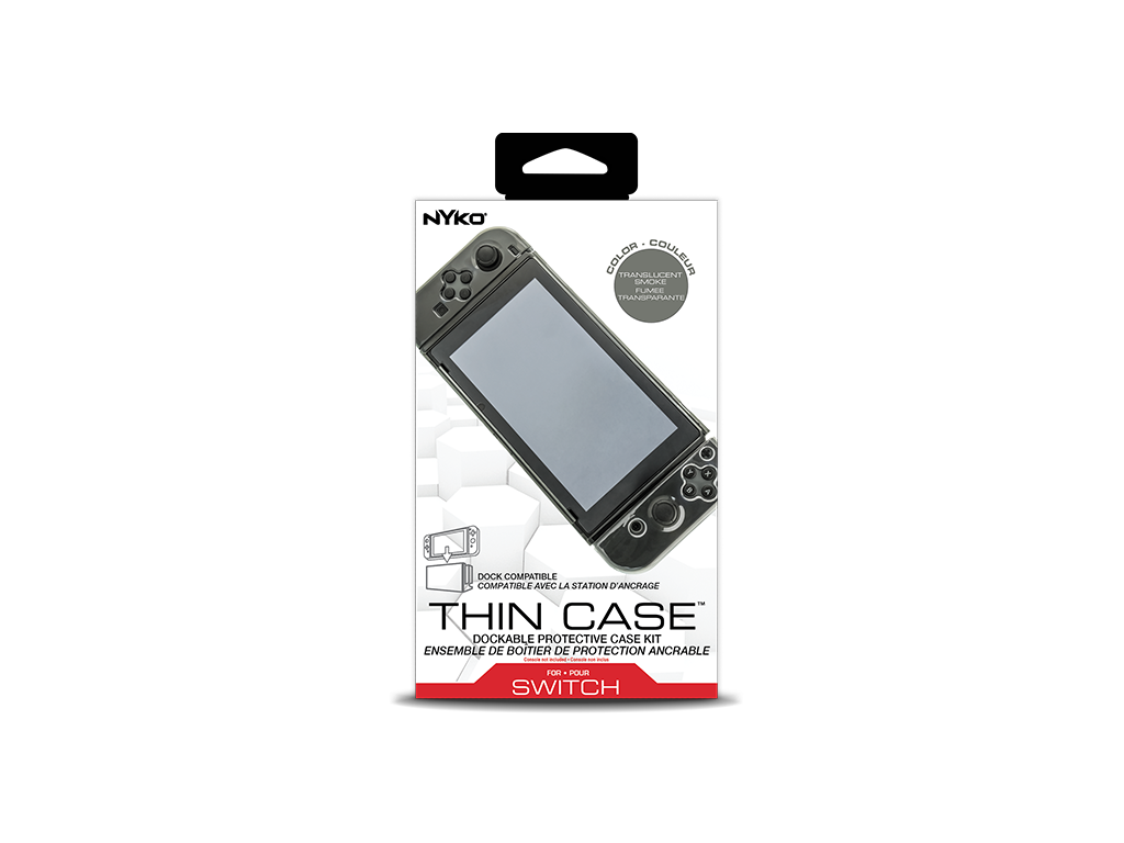 Nyko Dockable Thin Case