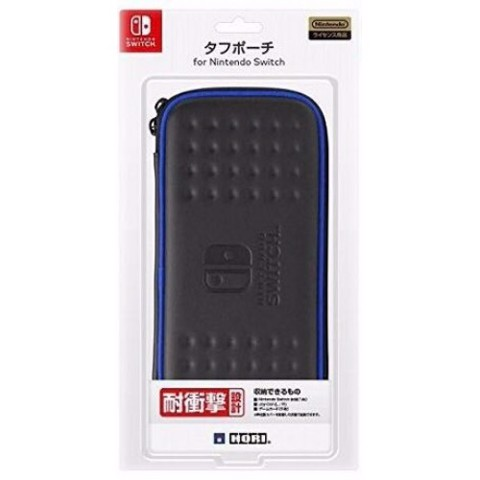 HORI Tough Pouch for Nintendo Switch -  Blue