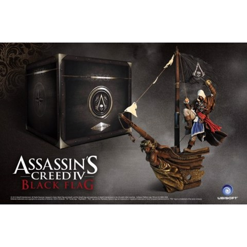 847 - Assassin's Creed IV: Black Flag Collector's Edition